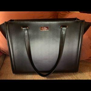 New kate spade regatta court vita Black Handbag